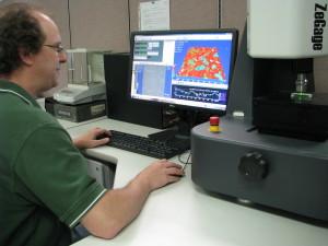 Dr. Jason McNary, Applications Lab