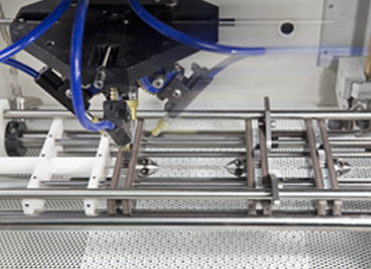automated microblasting systems