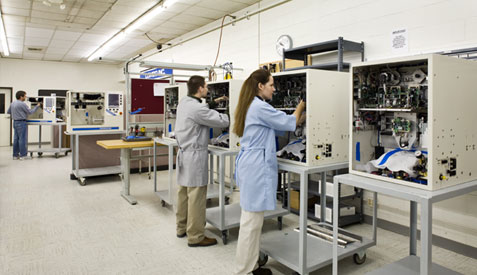 Comco Inc. Automated and Manual MicroBlasting systems