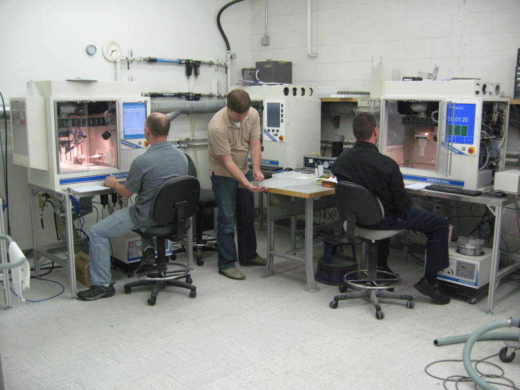 Applications Lab - automation