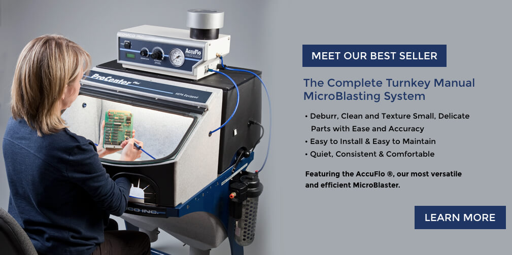 Comco MicroBlasting Systems