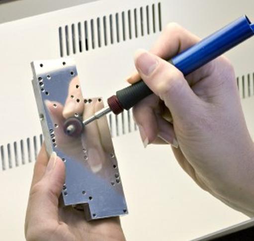 Nozzle - Comco ComfortGrip Handpiece - Manual MicroBlasting