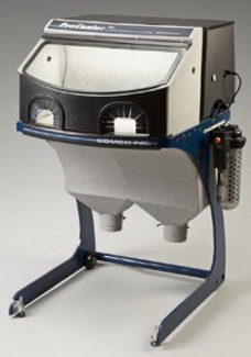 ProCenter Plus workstation with integrated dust collection.