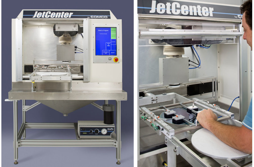 The JetCenter: the New Lathe on the Block