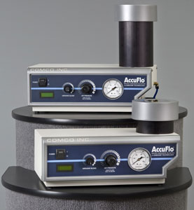 Our latest MicroBlaster is the AccuFlo AF10 and AF10-T