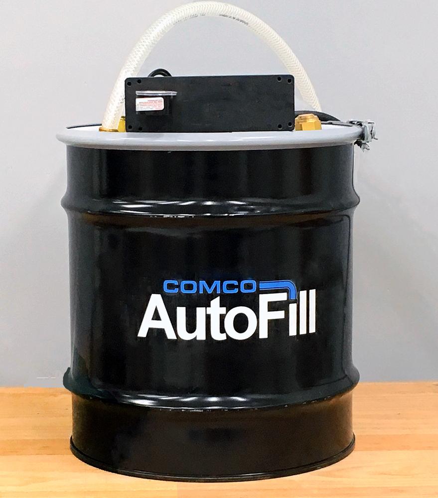AutoFill Vacuum Generator