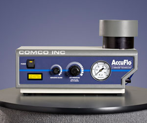 Comco AccuFlo microblaster AF10 model