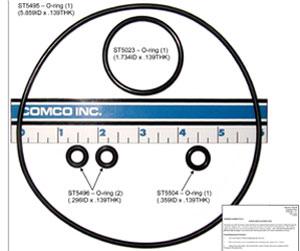 PF2139 DirectFlo and PowerFlo O-Ring Kit