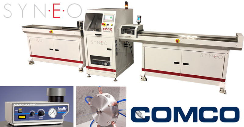 SYNEO Automated Wire and Tube Processing Integrates MicroBlasting