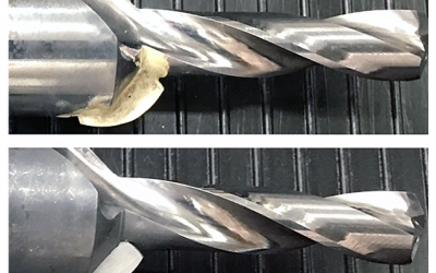 Remove Excess Brazing Material from Cutting Tools