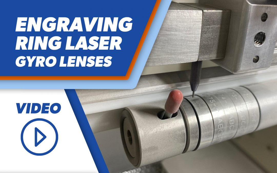 Lens Engraving With the Serializer
